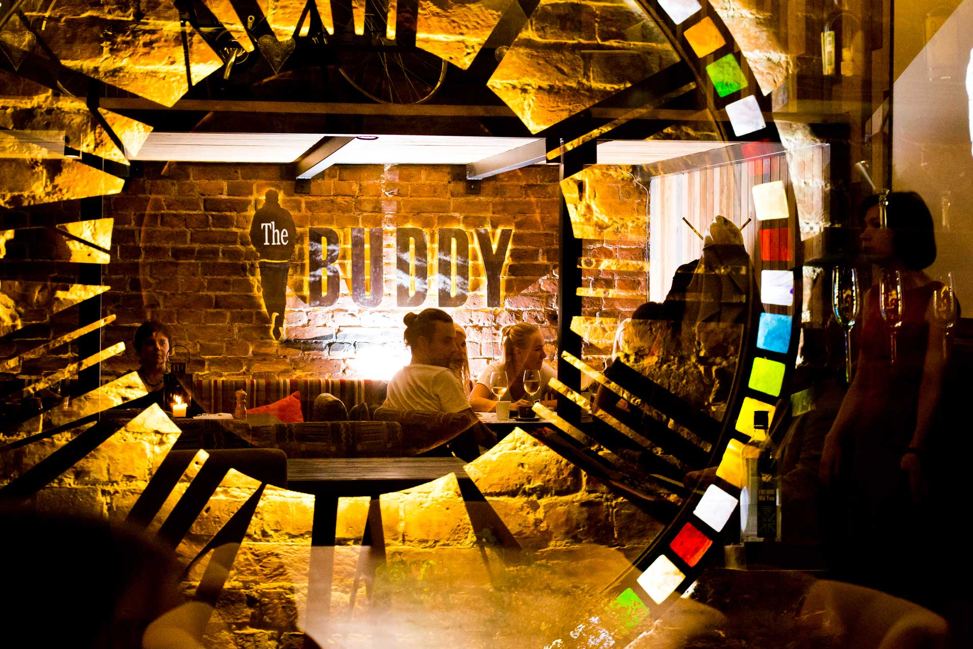 The Buddy Cafe