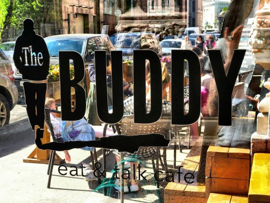 Обновления в меню The Buddy