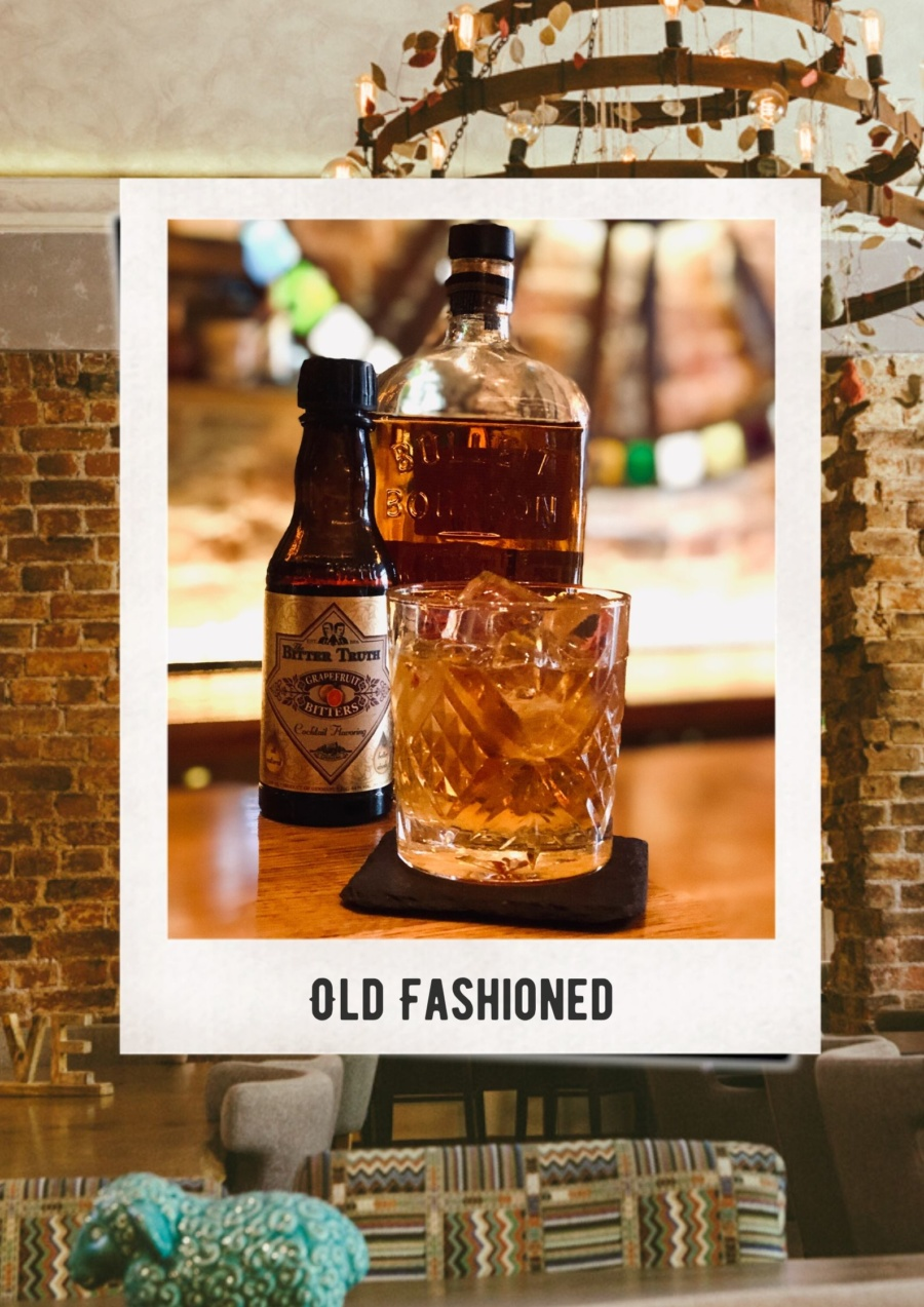 Old Fashioned в домашних условиях